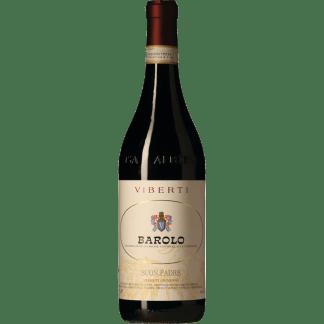 Rødvin Viberti Buon Padre Barolo DOCG Haugaard Vin