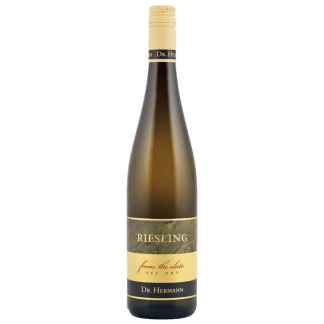 Hvidvin Riesling From the Slate Dr Hermann