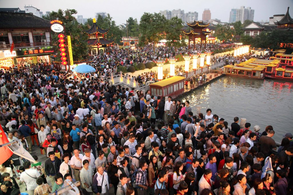 Are you ready for China's Golden Week?