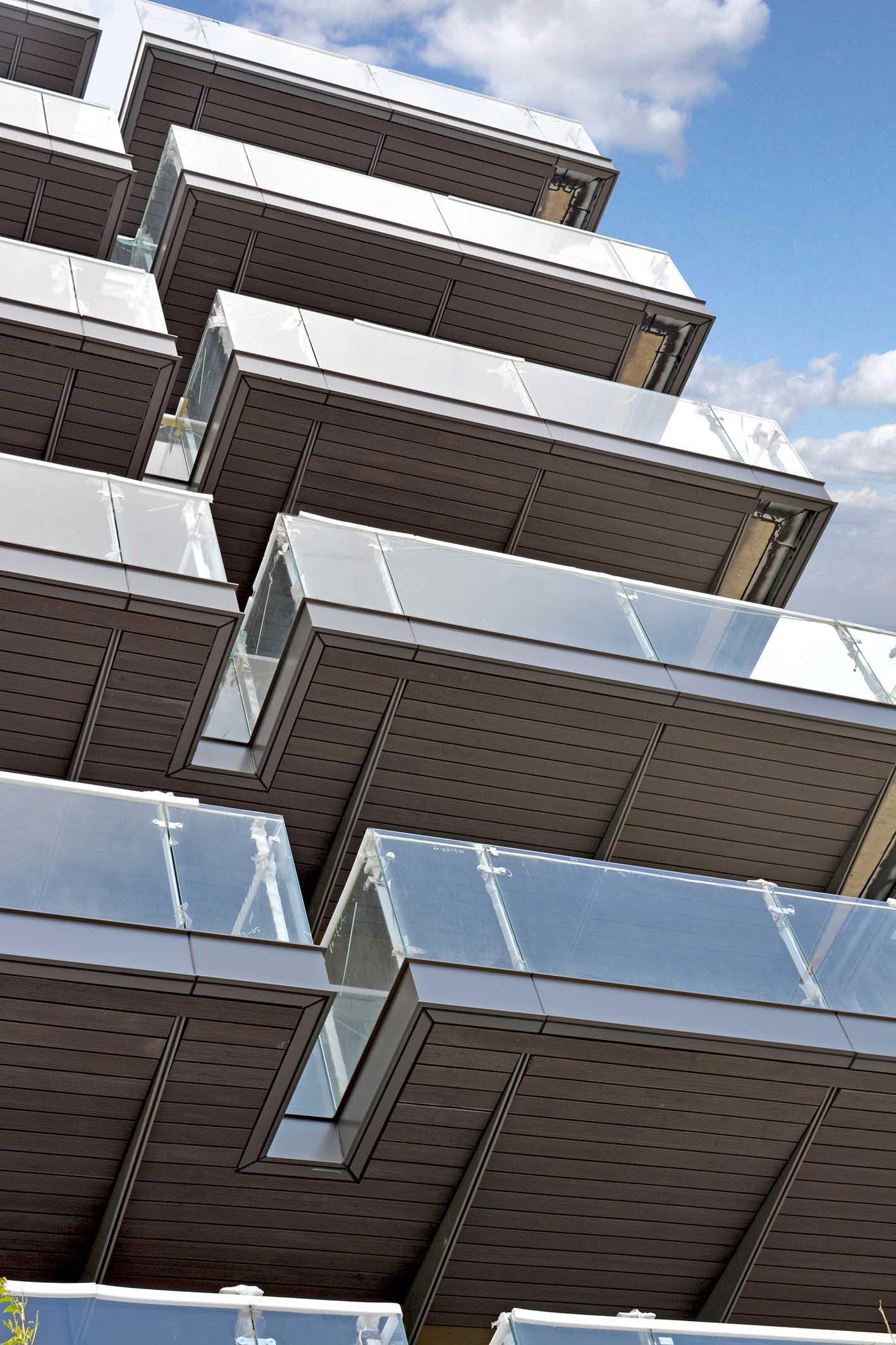 環塑科技有限公司 Haun Su | en | 環保塑木 WPC 綠建材未來的主流 | Construction Case