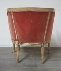 Louis 16 Style Boudoir Chair | Haunt - Antiques for the ...