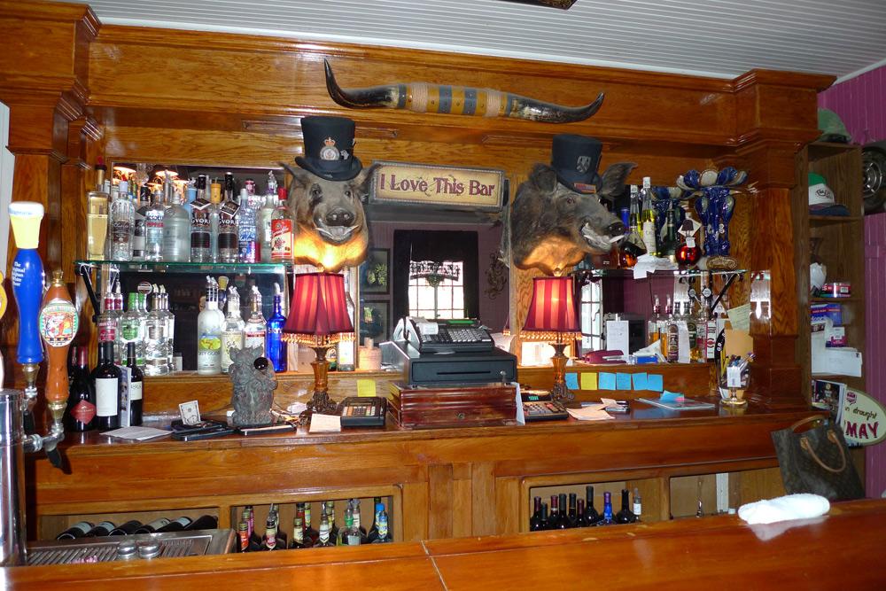 Finley's Bar and Grill - Manteca, California - Haunted Bar ...