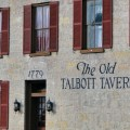 Exterior view of the Old Talbott Tavern