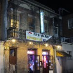 The Alibi Bar — New Orleans, Louisiana
