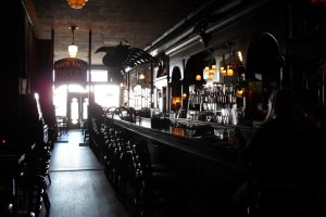 McMenamins White Eagle Saloon, Portland, Oregon-interior