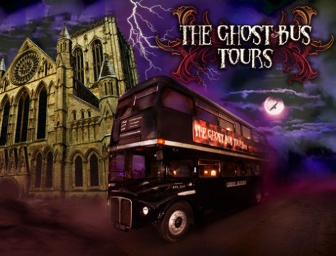 York ghost bus tour