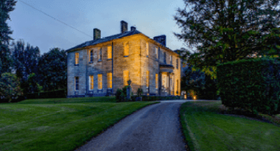 Saltmarshe Hall, Near Howden - East Yorkshire