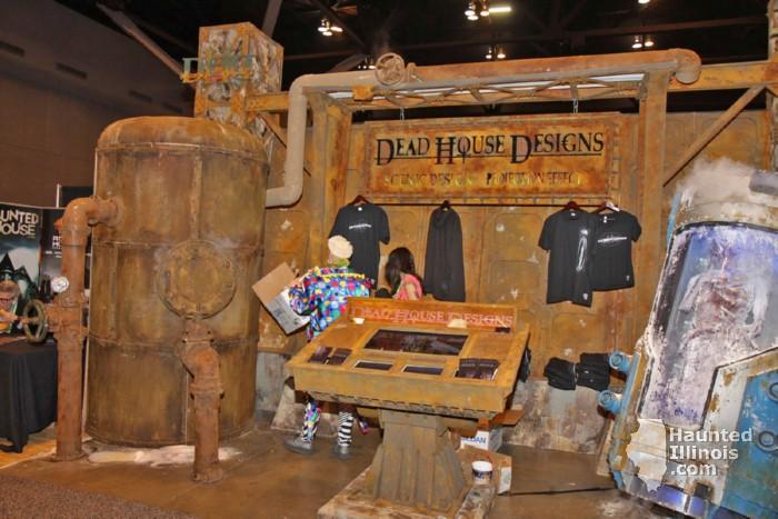 HauntedIllinois Com 2016 Transworld The Vendors Dead House