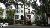 Ballastone Inn Haunted Places Savannah Ga 31401
