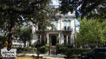 Hamilton Turner House Savannah GA