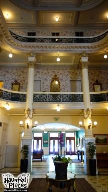 Menger Hotel Haunted Places San Antonio Tx 78205