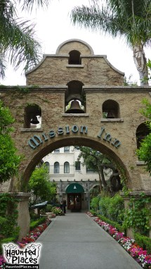 Mission Inn Riverside Haunted