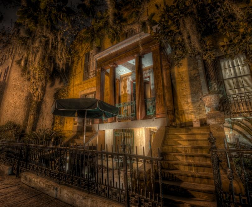Visit Savannah GA For Haunted Savannah Tours