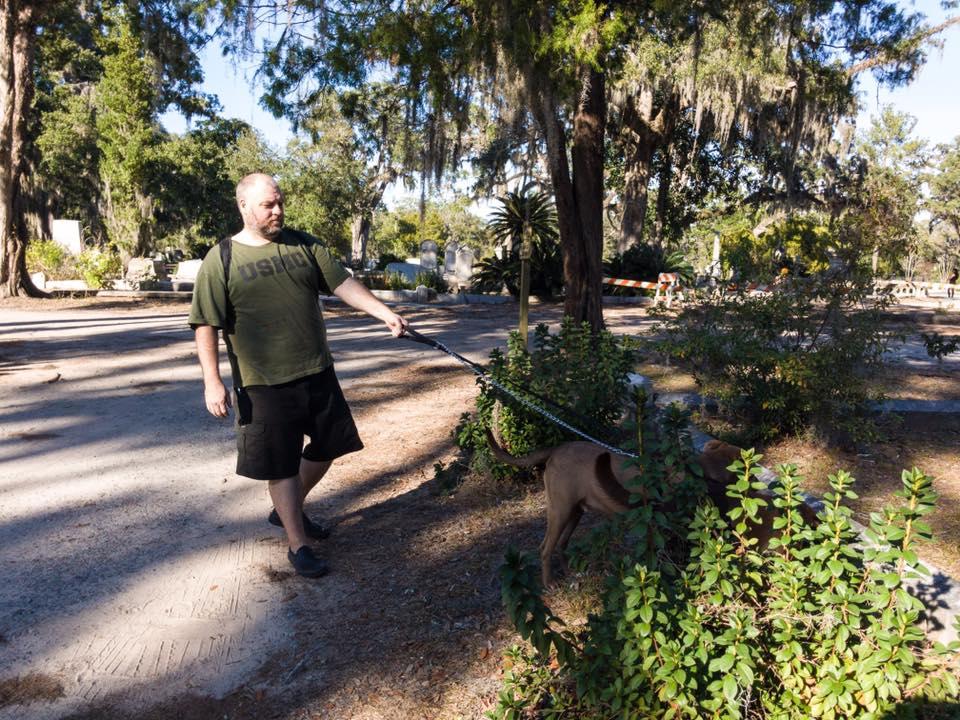 Pet Friendly Savannah Ghost Tours