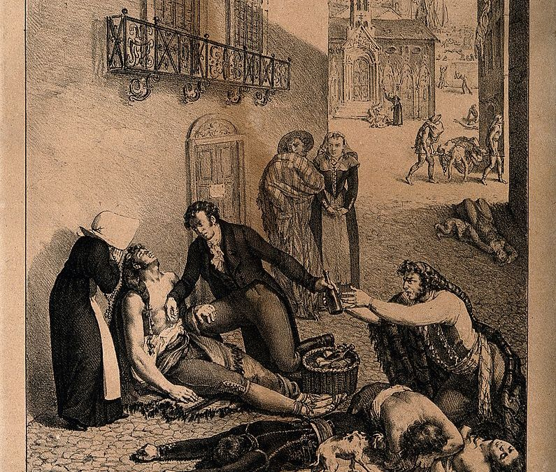 Full of Fever: Yellow Fever in Haunted Savannah