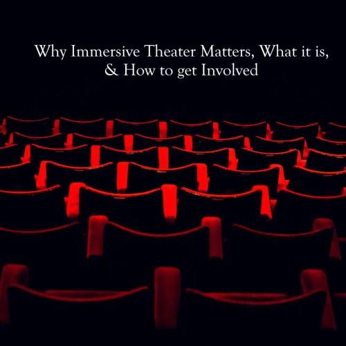Immersive theater matters haunting