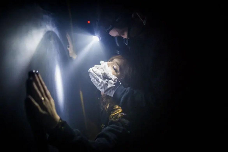 Blackout - The Antithesis of a Haunted House - Josh Randall - Kristjan Thor - Extreme Haunt