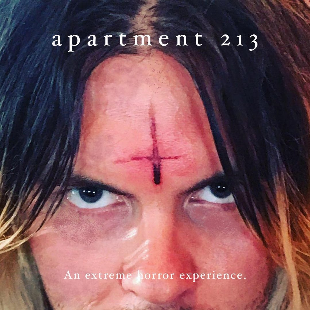 apartment 213 scareLA scare LA extreme horror haunt experience los angeles extreme haunt interview will castillo