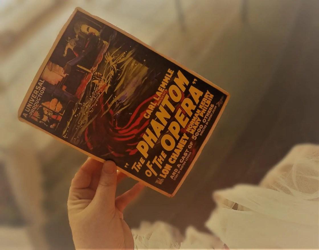 Into the Film, Phantom of the Opera, Haunting, Immersive