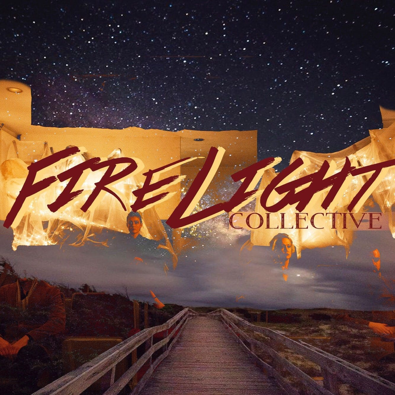 Firelight Collective - Nathan Keyes - Stephanie Feury - Studio Theatre - Immersive Theater - Stars in the Night