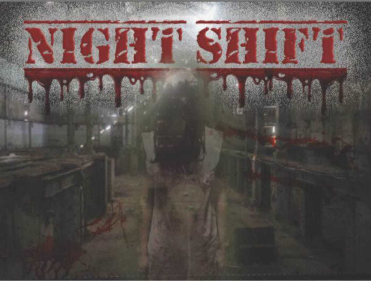 Night Shift DTLA - Immersive Haunt Escape Room - Los Angeles Haunted House