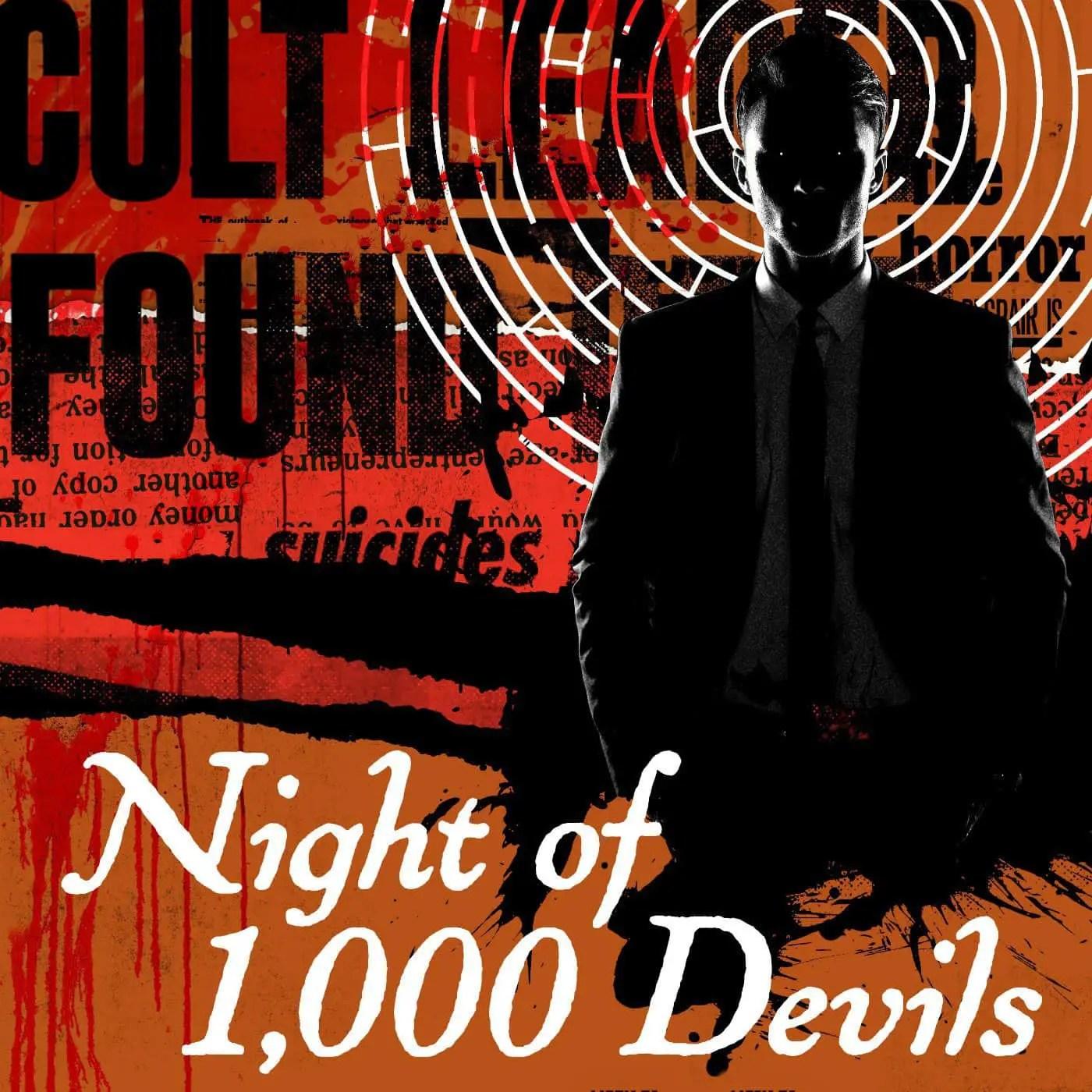 Drunken Devil - Night of 1,000 Devils - Immersive Halloween Party - Formal Attire - Cults