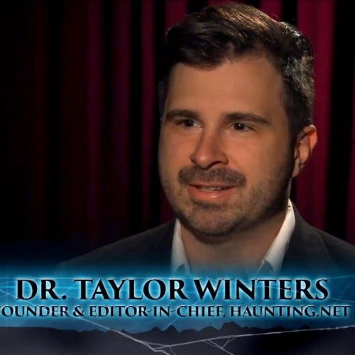 Haunting - Taylor Winters - Founder - Haunting.net Extra - Blackout - Heretic - CreepLA Lore - The Lust Experience