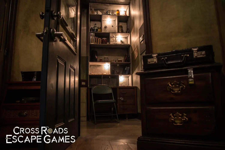 Escape Room Categories - All Escape Rooms - Haunting