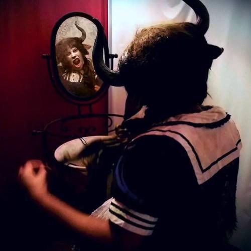 Dark Harbor Queen Mary Long Beach - haunted house - mazes - lullaby - soulmates - circus - intrepid - deadrise - feast - b340 - meatlocker