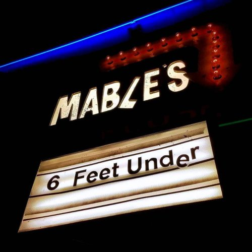 Mable's 6 Feet Under - Haunted House - Anaheim - Haunt - Halloween