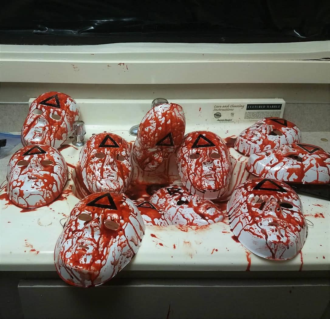 Obscura Horror - Sabbath - Tulsa - TC Motem - Extreme Haunt - Heretic
