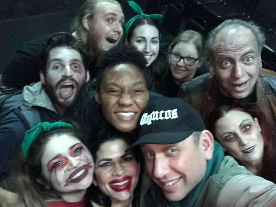 zombie joes zju underground theatre camp whitsit immersive sensory north hollywood noho