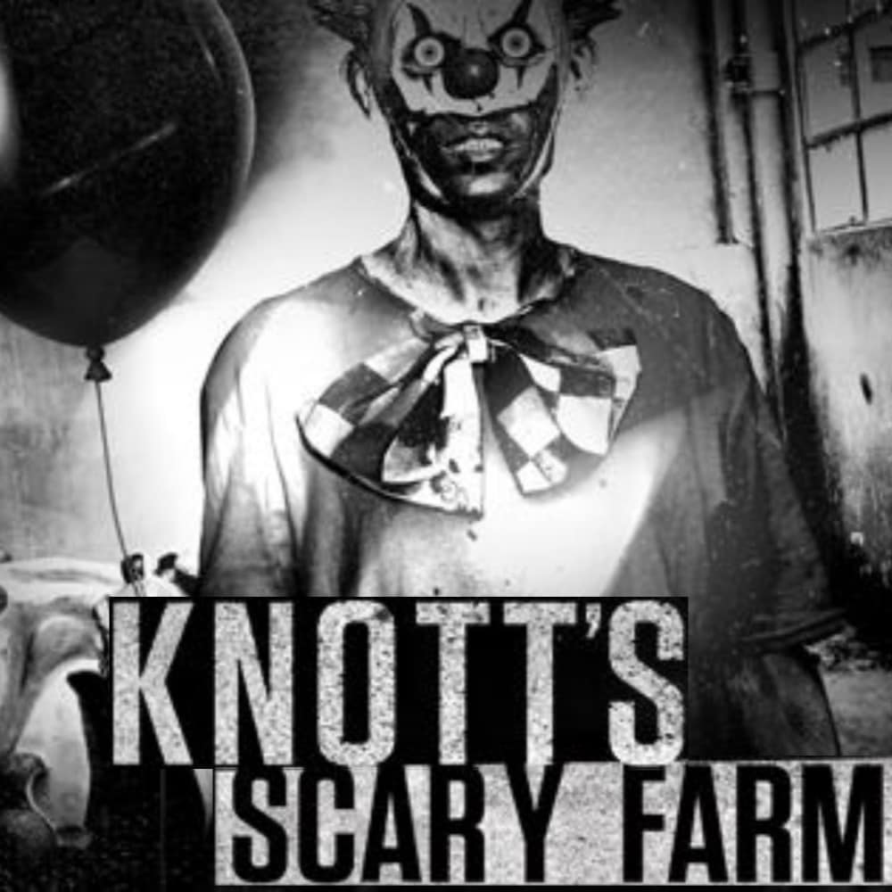 Knott\'s Scary Farm - Theme Park Haunted Attraction - Haunting
