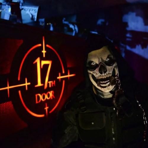17th Door, Extreme Haunt, Los Angeles, Orange County, CA