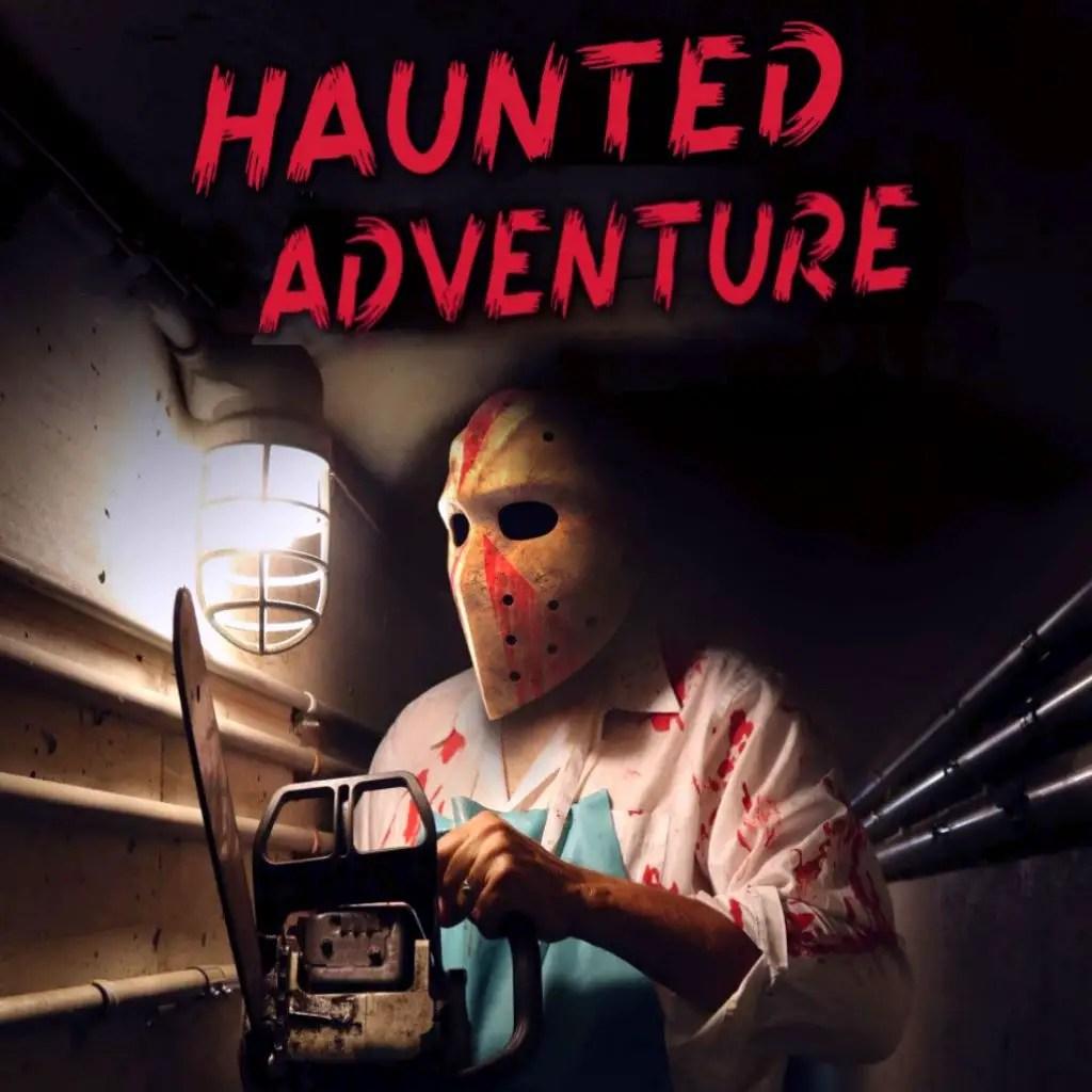 Haunted Adventure, Haunt, Burbank, CA