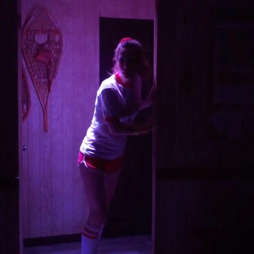 San Diego Comic Con - American Horror Story, 1984, Activation, Video, Walkthrough