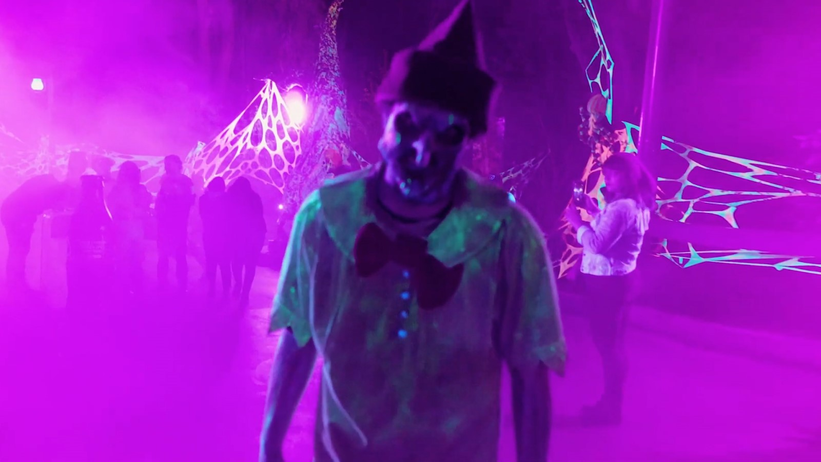 Six Flags Magic Mountain - Fright Fest, 2019, AV, Los Angeles, CA