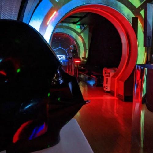 Galaxy Bar | Star Wars Pop-Up Bar