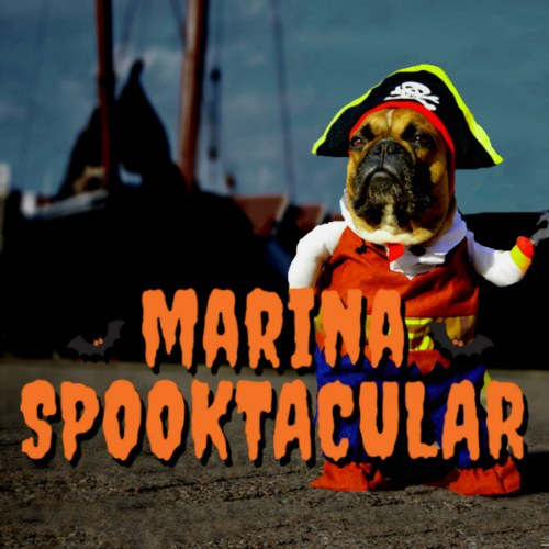 Marina Spooktacular hAUNTED hOUSE Family Friendly Haunt Halloween