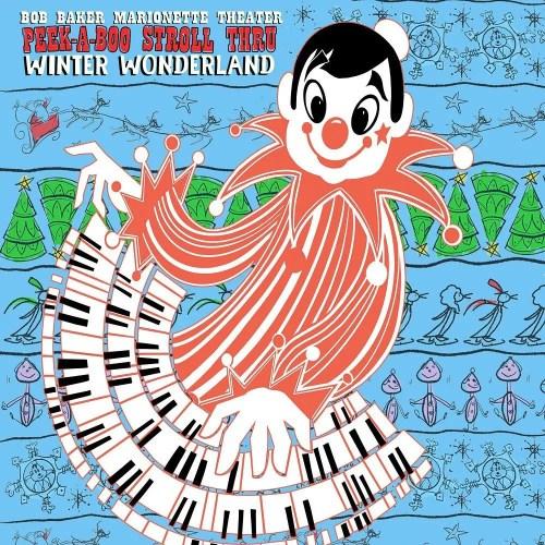 Bob Baker Marionette Theater - Peek-a-boo Stroll Thru Winter Wonderland - Walk Through - Installation - Los Angeles - CA, Holiday Guide 2020