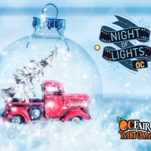 Winter Fest OC - Nights of Lights OC - Drive-Thru - Christmas - Holiday - OC Fair Grounds - Installation, Holiday Guide 2020
