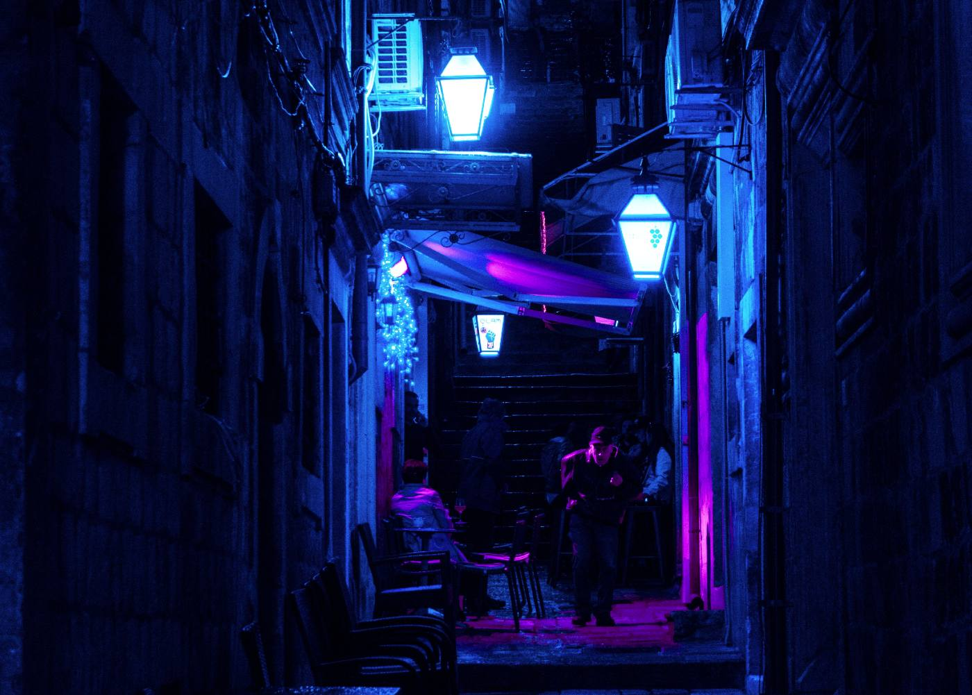 Mirror World Creations - Immersive Theater - Remote Experience - Phone Call - The Midnight Market