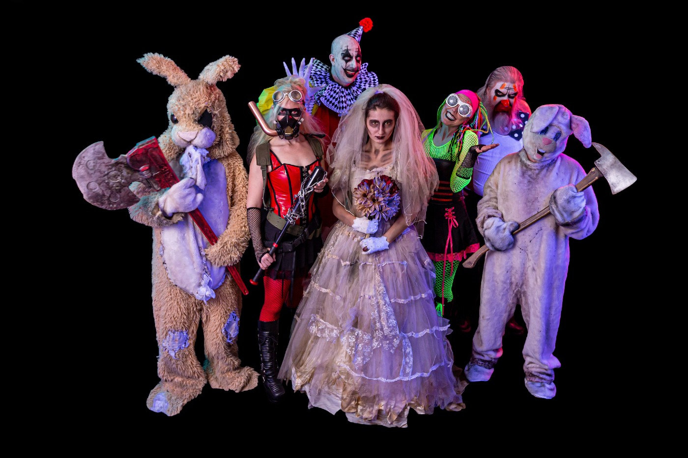 Scarehouse - Pittsburgh - Haunted House