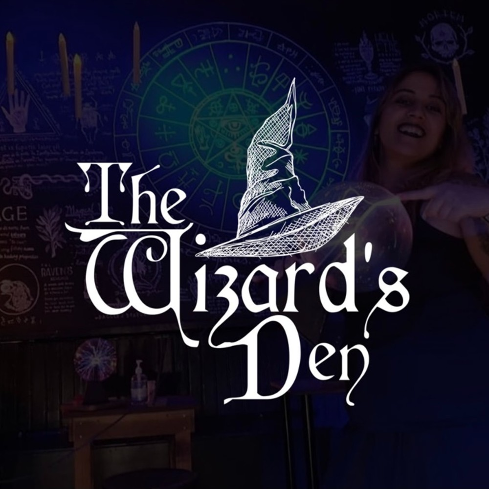 The Wizard's Den - Immersive - Dinner & Drinks - Hollywood CA