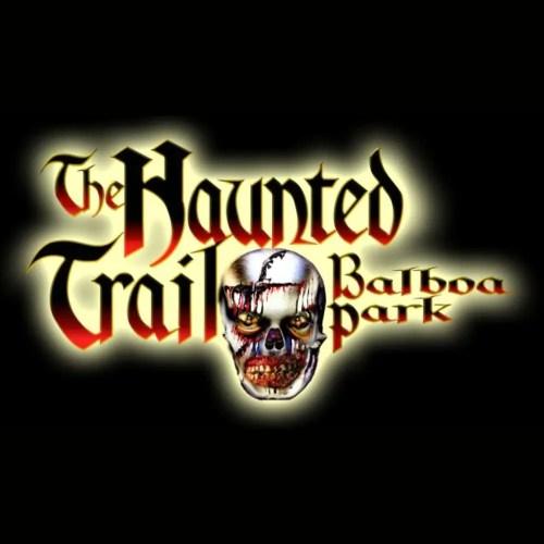 The Haunted Trail of Balboa Park - haunted House - San Diego - CA
