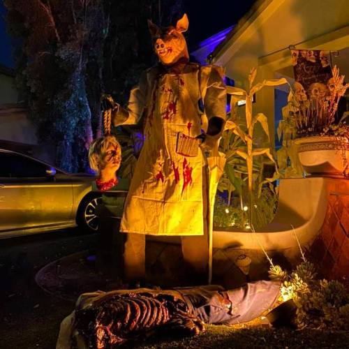 Nightmare on Indian Terrace - Home Haunt - Simi Valley - CA