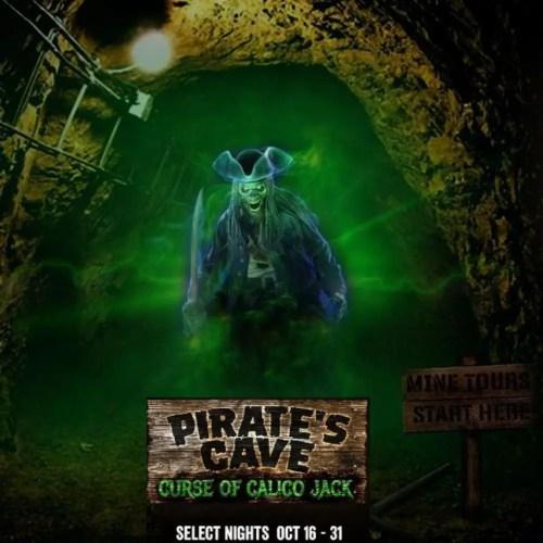 Pirates Cave - Curse of Calico Jack - Home Haunt - OC CA