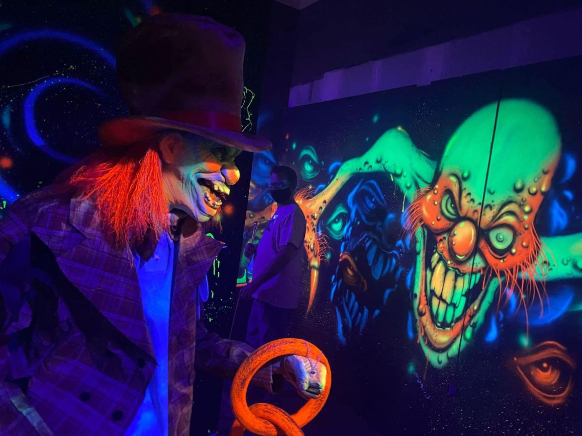 Fear in 3D - Haunted House - Chino CA