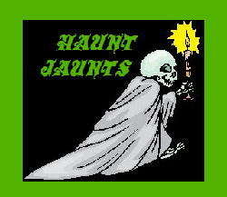 Haunt Jaunts Logo