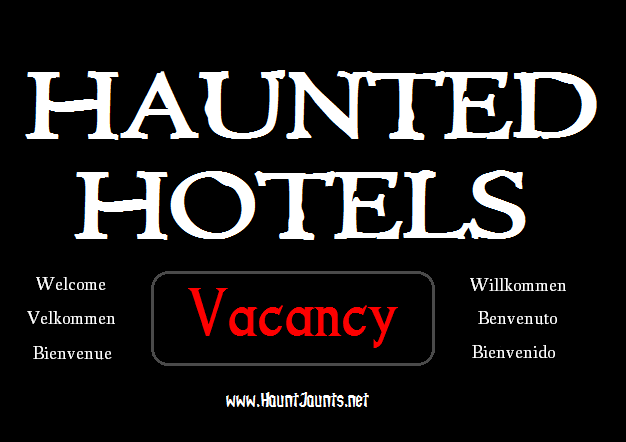 Haunted Hotels HJ International
